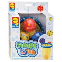 Alex Toys Hoops Rub-a-Dub in the Tub Bath Toy