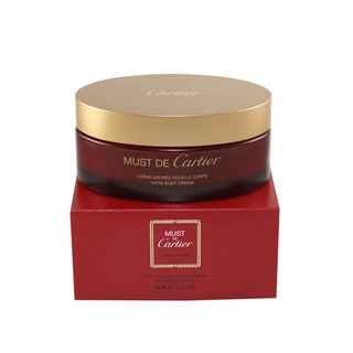 Must De Cartier Women's 6.7-ounce Satin Body Cream