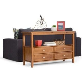 WYNDENHALL Norfolk Console Sofa Table