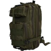 "Tactical Military Backpack Daypack Rucksack - 20"" x 14"" x 3"""