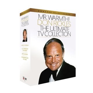 Mr. Warmth! Don Rickles: The Ultimate TV Collection (DVD)