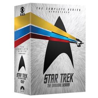 Star Trek: The Original Series: The Complete Series (DVD)