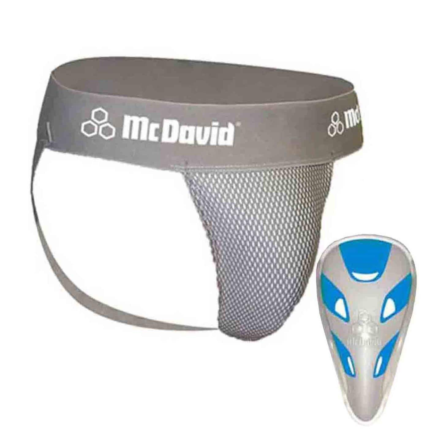 McDavid Classic Logo 3300 JCF Junior Athletic Supporter W...