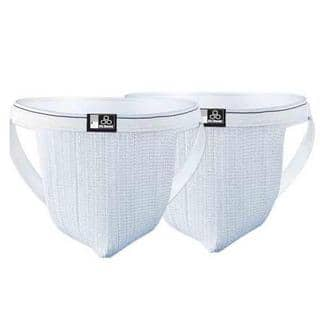 McDavid Classic 3133 Athletic Supporter / Swim Run / 2 Pack White|https://ak1.ostkcdn.com/images/products/10453741/P17546391.jpg?impolicy=medium