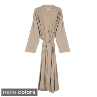 Organic Cotton Jersey Knit Bath Robe