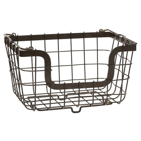 Gourment Basic by Mikasa Stacking Nesting Organization Basket