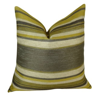 Plutus Ocosingo Zest Handmade Double Sided Throw Pillow