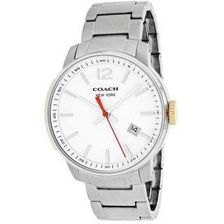 Coach Women's 14601523 'Sport' Stainless Steel Watch