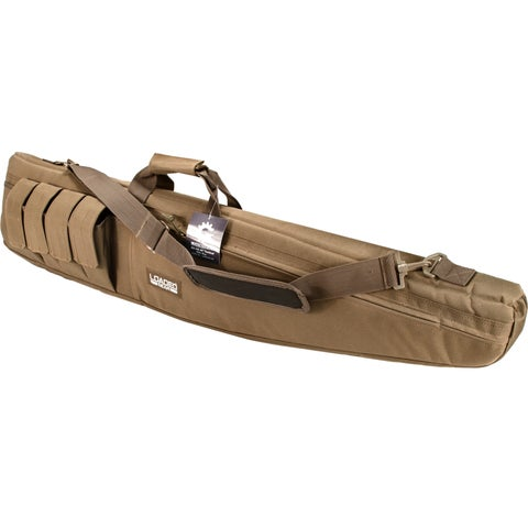 Loaded Gear RX-100 48-inch Tactical Rifle Bag Dark Earth