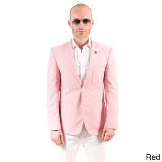 Elie Balleh Milano Italy Men's Cotton Slim Fit Jacket (More options available)