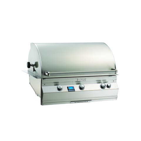 """AURORA Series 790i 36"""" Stainless Steel Built-In Grill in NG"""