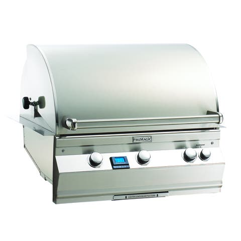 Aurora Series A660I-5E1N 30 inch Built-In Stainless Gas Grill