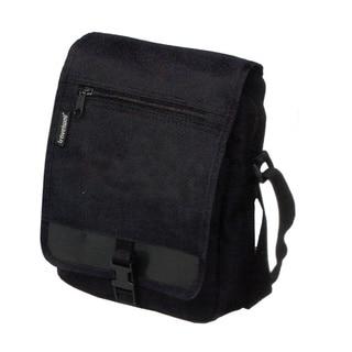 Goodhope Black Flapover Travel Tote Bag