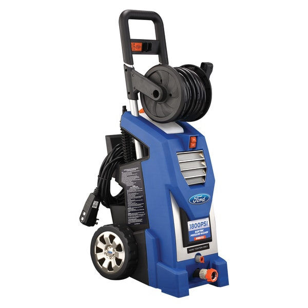 Shop Ford 1800psi Electric Pressure Washer With Kit Free