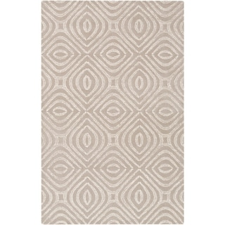 Hand-Tufted Seaford Geometric Indoor Rug (8' x 10')