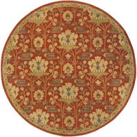 Copper Grove Kavir Hand-Tufted Floral Wool Area Rug - 8'