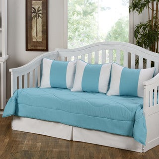 Cabana Turquoise 5-piece Daybed Set