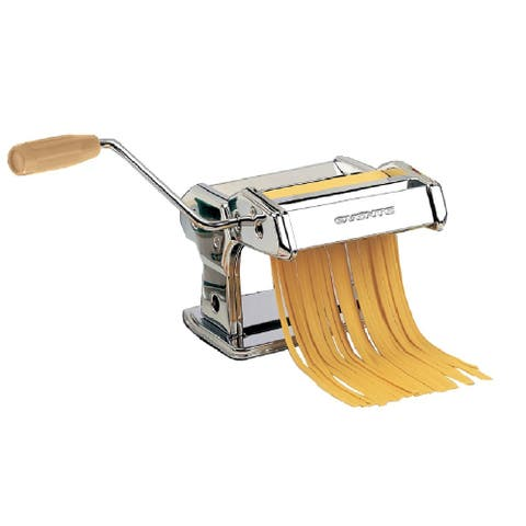 Ovente Pasta Maker Machine with 7 Positions Thickness Setting (PA518 Series)