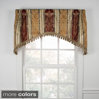 Ellis Curtain Regal Gateway Valance - 50 x 22