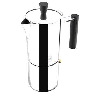 Magefesa Capri Stainless Steel Coffee Maker