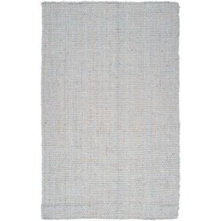 Hand-woven Natural Fiber Renee Jute Rug (9' x 13')
