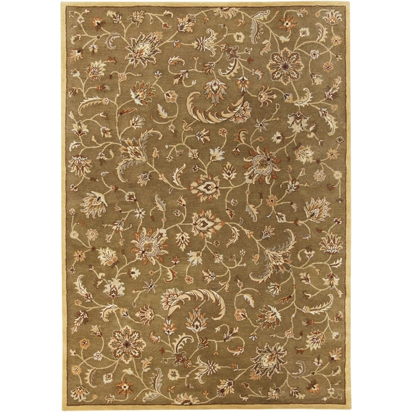 Hand-Tufted Roland Transitional Wool Rug (9' x 12')
