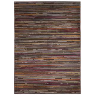 Rug Squared Mariposa Multicolor Rug (3'11 x 5'10)