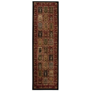 Rug Squared Mariposa Multicolor Runner Rug (2'2 x 7'3)