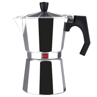 Magefesa Kenia Aluminum Espresso Maker (3 sizes available)