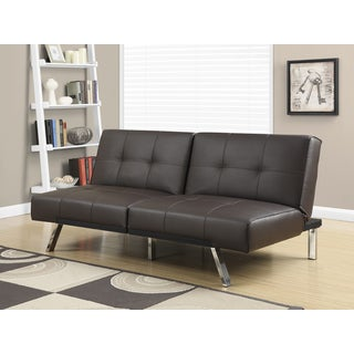 Cosmopolitan Click Clack Convertible Futon Chair Bed