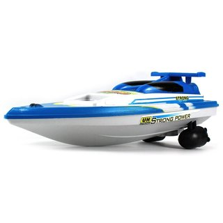 Velocity Toys Extreme Sea Wizard Electric Rc Speed Boat