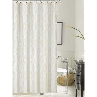 off white shower curtains for less overstock vibrant fabric bath curtains. Black Bedroom Furniture Sets. Home Design Ideas