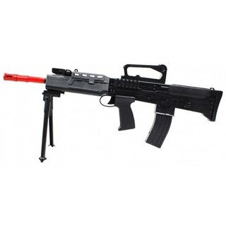 British Sa80 Spring Airsoft Gun Fps-320 with Bipod