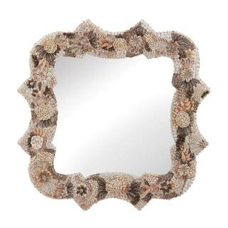 Dimond Home Square Antoinette Shell Mirror