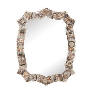 Dimond Home Long Antoinette Shell Mirror