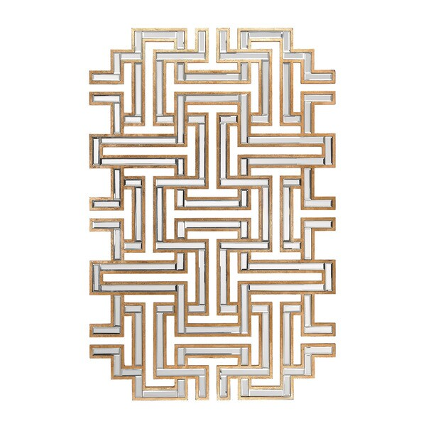 Dimond Home Mirrored Wall Decoration