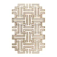 Dimond Home Mirrored Wall Decoration - N/A