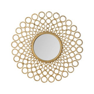 Dimond Home Cast Ring Mirror