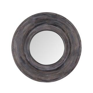 Dimond Home Dark Grey Stain Porthole Mirror