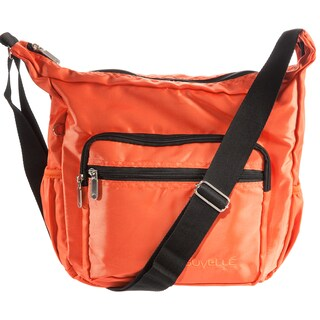 Suvelle 9020 Hobo Travel Crossbody Bag (Option: Orange)