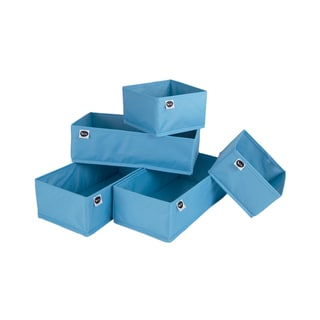 South Shore Drawer Organizers (Blue)