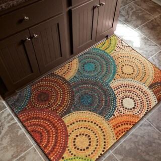 Carolina Weavers Aria Collection Gomaz Multicolored Accent Rug - 2'5 x 3'9