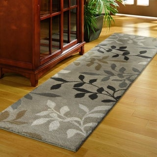 "Sherwood Collection Melrose Adobe Olefin Runner (1'11"" x 7'5"")"