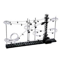 SpaceRail 5,000mm Level 1.1 Marble Roller Coaster Space Rail Game
