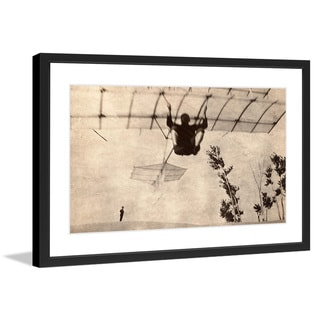 "Marmont Hill - ""Hanging"" Licensed Smithsonian Framed Art Print"