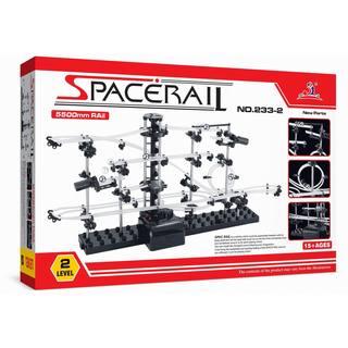 Spacerail/ Spacewarp Level 2 Steel Marble Roller Coaster Toys
