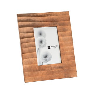 Dimond Home Small Copper Ripple Frame