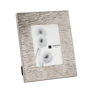 Dimond Home Large Aluminum Textured Photo Frames