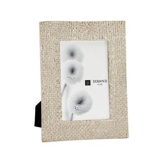 Dimond Home Small Ripple Texture Photo Frame