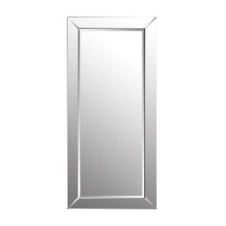 Dimond Home Glass Framed Floor Leaning Mirror